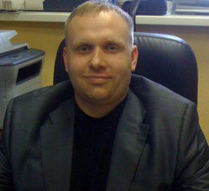 Николай Флеганов. Фото из личного архива