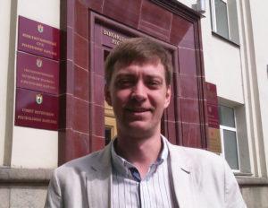 Депутат парламента Карелии Андрей Рогалевич. Фото: Валерий Поташов