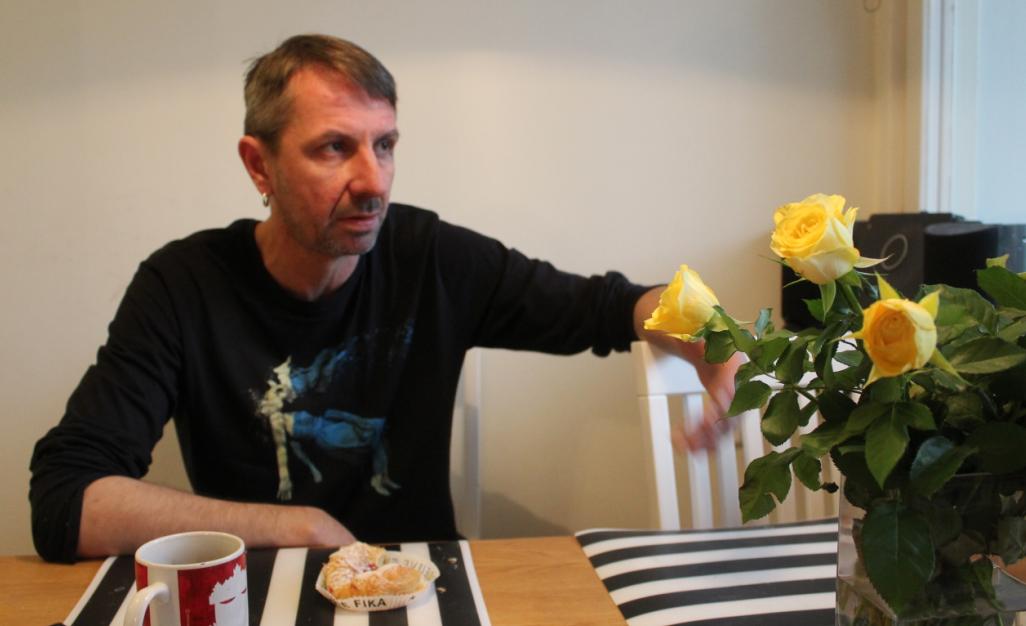 Университетский преподаватель Никита Михайлов живет в Готтсунде уже несколько лет. Фото: Валерий Поташов