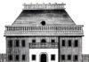 В городском парке культуры и отдыха хотят построить макет утраченного путевого дворца Петра Первого, от которого не сохранилось ни чертежей, ни достоверных изображений