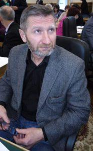 Глава Медвежьегорского района Андрей Кочетков. Фото: Татьяна Смирнова