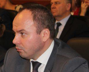 Начальник аппарата ЗС Карелии Вячеслав Баев. Фото: Валерий Поташов