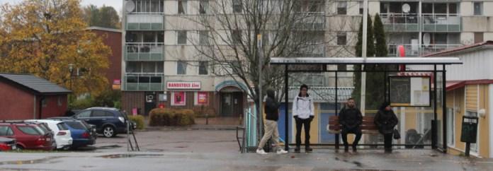 Большинству иммигрантов приходится жить отнюдь не в туристических районах Швеции. Фото: Валерий Поташов