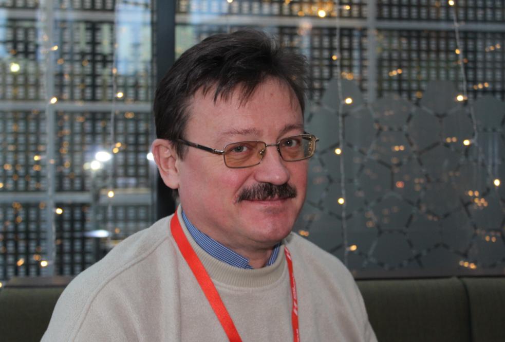 Олег Хоменок считает, что после свержения режима Януковича на Украине изменилась система управления. Фото: Валерий Поташов