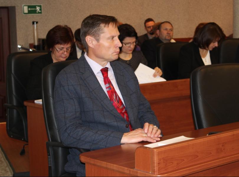 Министр сельского хозяйства Карелии Владимир Лабинов. Фото: Валерий Поташов