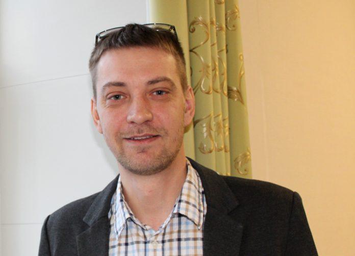 Депутат Андрей Рогалевич. Фото: Валерий Поташов