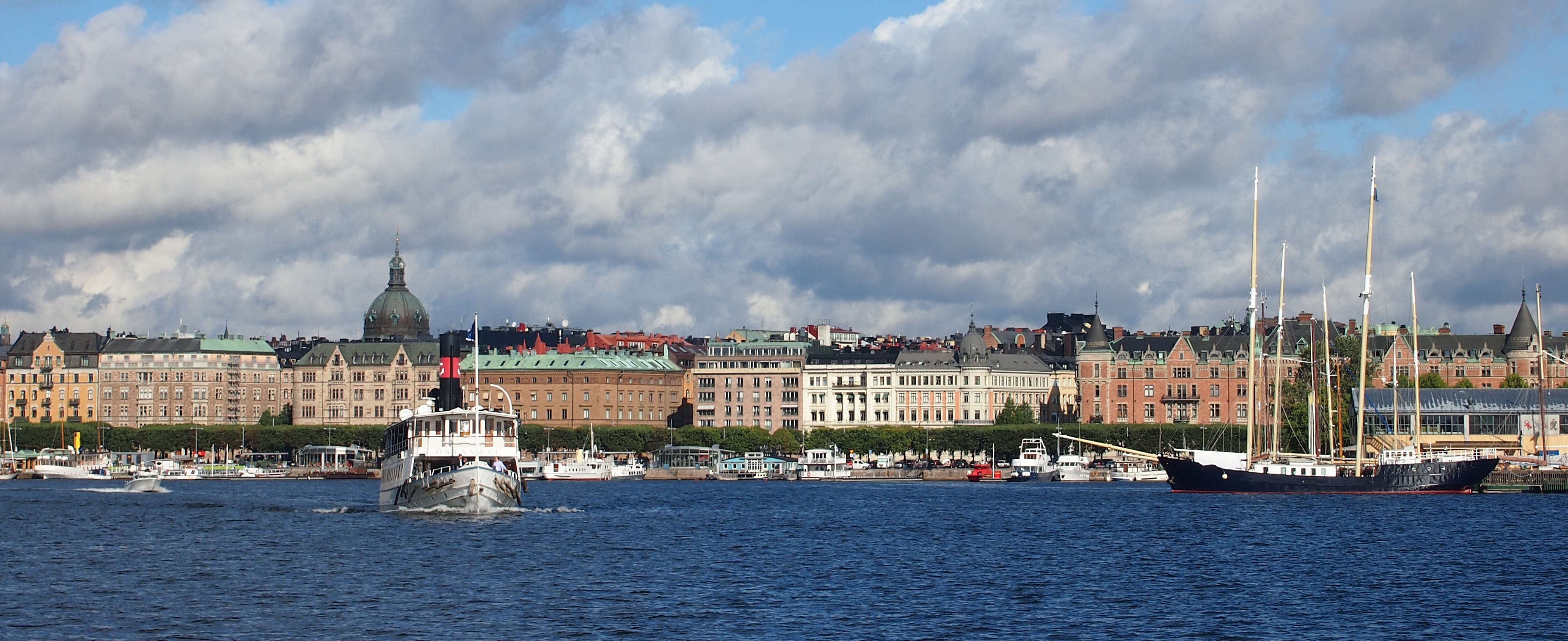 Стокгольм. Фото: Валерий Поташов