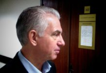 Адвокат Юрия Дмитриева Виктор Ануфриев. Фото: Валерий Поташов