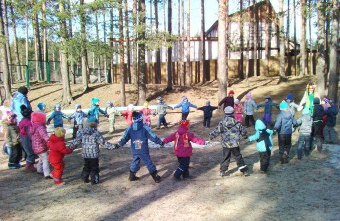 Удастся ли жителям Медвежьегорска отстоять детский сад в поселке Труда? Фото из архива детского сада