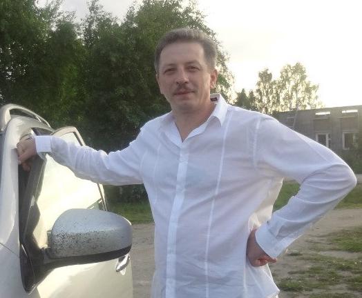 Андрей Хомич. Фото с сайта Миннаца Карелии