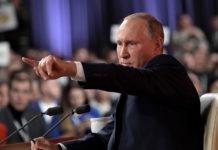 Президент Путин намерен указывать путь России еще шесть лет. Фото: президент.рф