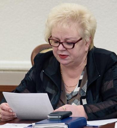 Глава администрации Калевальского района Валентина Булавцева. Фото с сайта Миннаца Карелии