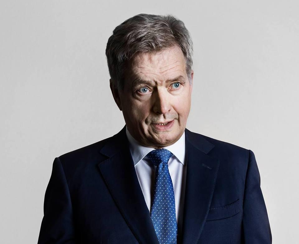 Президентом Финляндии вновь избран Саули Ниинисте. Фото: facebook.com