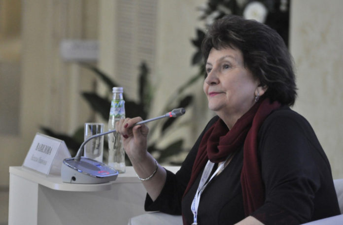 Секретарь Общественной палаты Карелии Наталья Вавилова. Фото: opkarelia.ru