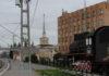 Петрозаводские железнодорожники станут паровозом явки на президентских выборах? Фото: Валерий Поташов