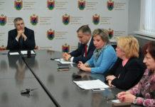 На встрече главы Карелии Артура Парфенчикова с руководителями медицинских учреждений. Фото: gov.karelia.ru