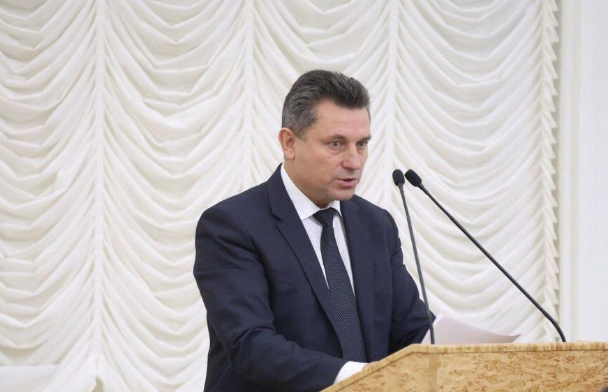 Экс-министр по природопользованию и экологии Карелии Виктор Чикалюк. Фото: rk.karelia.ru