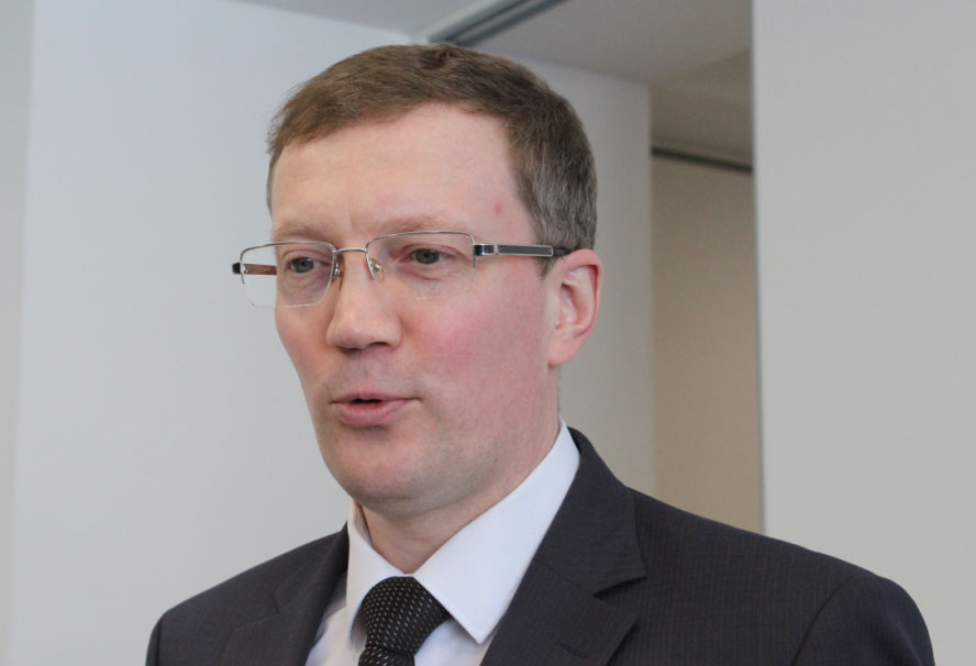 Алексей Бахилин. Фото: Валерий Поташов