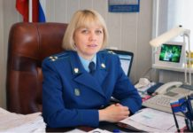Прокурор Петрозаводска Елена Аскерова. Фото: Губернiя Daily