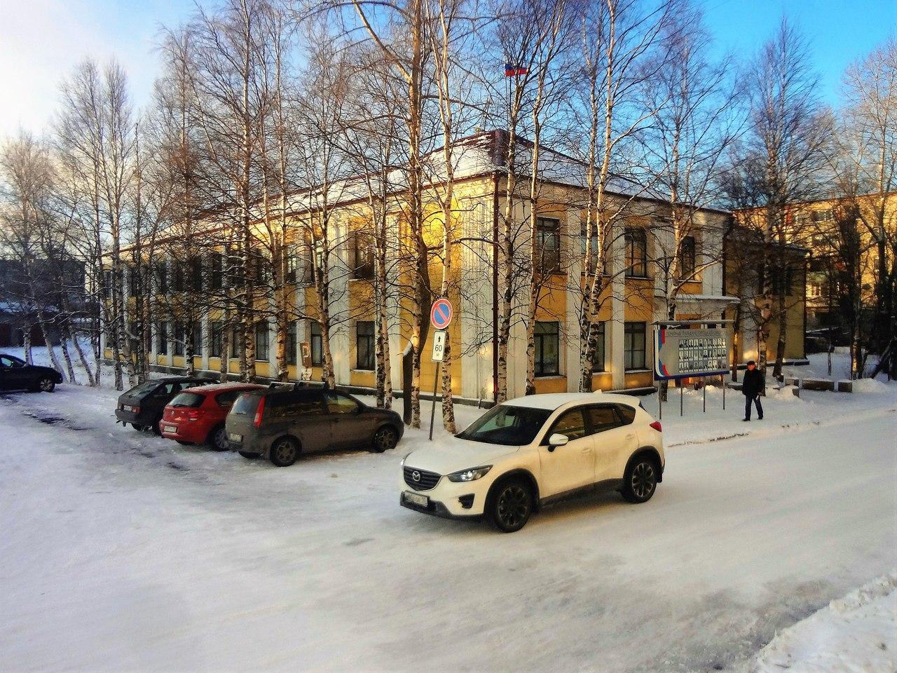 Администрация Беломорского района Карелии. Фото: Татьяна Каньшиева
