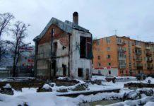 Бывшее здание МИДа Карело-Финской ССР в самом центре Петрозаводска. Фото: Валерий Поташов