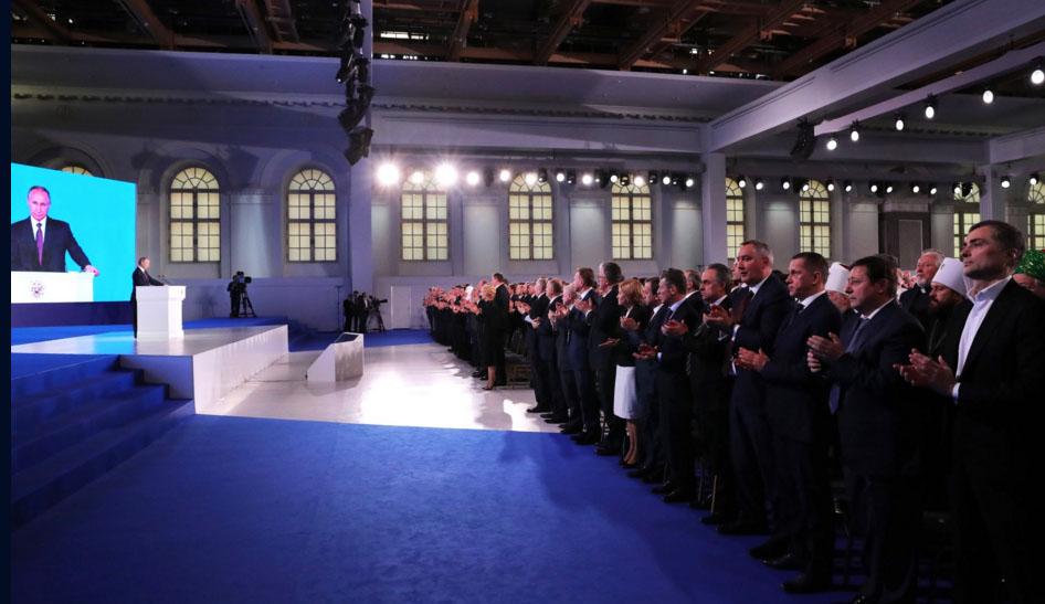 """Путин вспомнил об ошибках """"оптимизации"""" только перед выборами? Фото: kremlin.ru"""