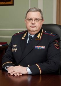 Министр внутренних дел Карелии Дмитрий Сергеев. Фото с сайта МВД РК