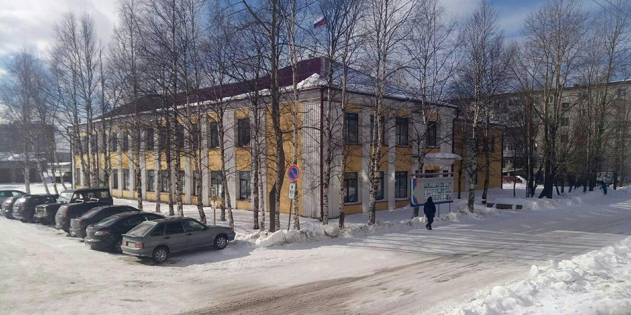 Администрация Беломорского района Карелии. Фото: Евгений Антипин