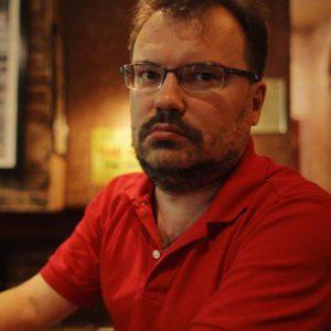 Вячеслав Данилов. Фото с личной страницы в социальной сети Facebook