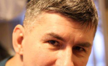 """Руководитель проекта """"Золото Белого моря"""" Денис Орлов. Фото из личного архива"""