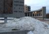 Галерея Героев Советского Союза в Петрозаводске поражает своей неухоженностью. Фото: Валерий Поташов