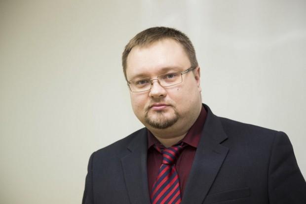 Министр культуры Карелии Алексей Лесонен. Фото с официального сайта министерства