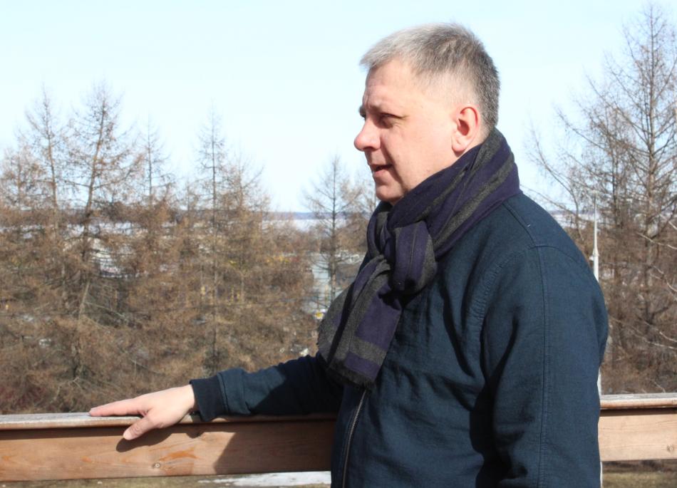 Олег Реут не исключает возможности досрочной отставки главы Карелии Артура Парфенчикова. Фото: Валерий Поташов