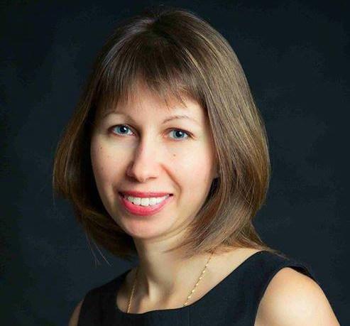 Юрист Елена Пальцева. Фото из личного архива