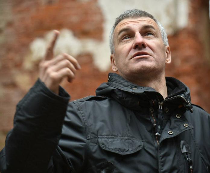 Глава Карелии Артур Парфенчиков. Фото с личной страницы губернатора в социальной сети