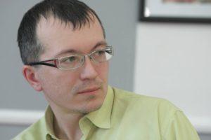 Алексей Петров. Фото с личной страницы в социальной сети Facebook