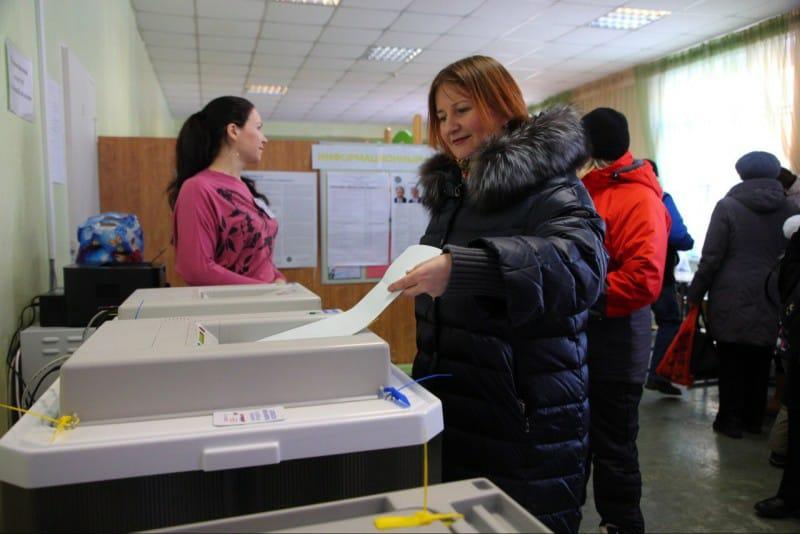 На президентских выборах Анна Лопаткина поддерживала самовыдвиженца Путина. Фото с личной страницы Анны Лопаткиной в социальной сети Facebook