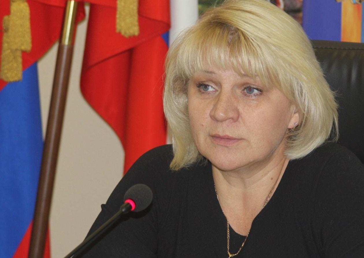 Бывшая вице-премьер Карелии Валентина Улич. Фото: mincultrk.ru