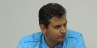 Глава Медвежьегорской районной администрации Сергей Яляев. Фото: karelia-zs.ru